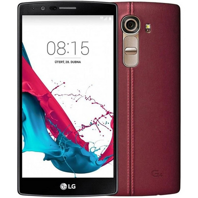 LG G4 H818 Leather Red sotovikmobile.ru +7(495)617-03-88