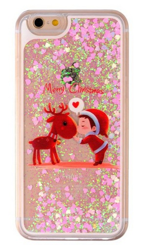 Чехол для iphone 6/6S Merry Christmas sotovikmobile.ru +7(495) 005-94-13