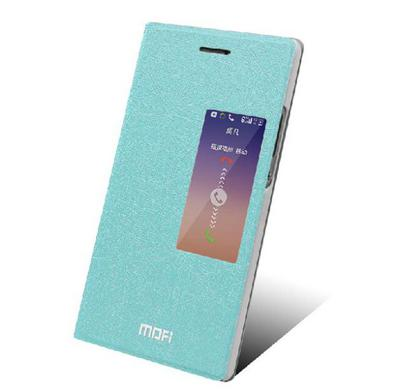 Mofi Чехол-книжка для Huawei Ascend P7 Blue sotovikmobile.ru 8(495)005-94-13
