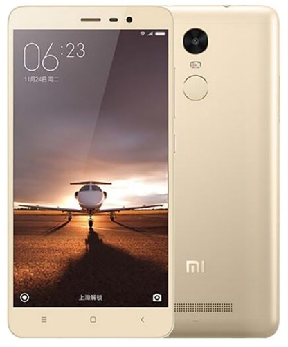 Xiaomi Redmi Note 3 Pro 16Gb Gold sotovikmobile.ru 8(495)005-94-13