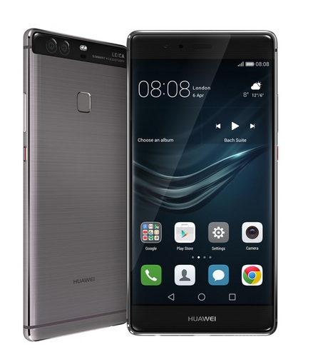 Huawei P9 Plus 128Gb Dual sim Black sotovikmobile.ru 8(495)005-94-13