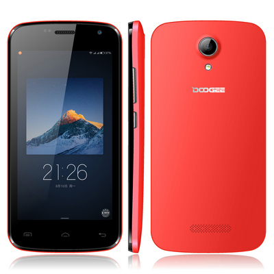 Doogee X3 Red sotovikmobile.ru +7(495)617-03-88