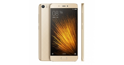 Mi5 32GB Gold sotovikmobile.ru +7(495) 005-94-13