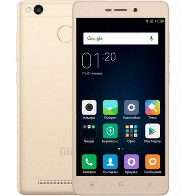 Xiaomi Redmi 3s 32Gb Gold sotovikmobile.ru +7(495) 005-94-13