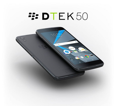 BlackBerry DTEK50 Black sotovikmobile.ru 8(495)005-94-13