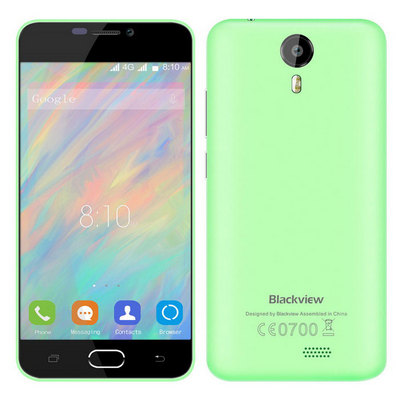 Blackview BV2000 Green sotovikmobile.ru +7(495) 005-94-13