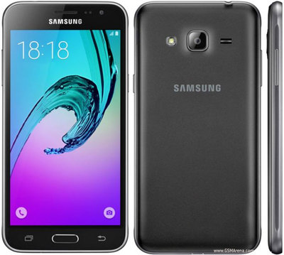 Samsung Galaxy J3 (2016) SM-J320H/DS Black sotovikmobile.ru +7(495) 617-03-88