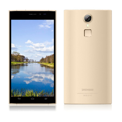 Doogee F5 16Gb Gold sotovikmobile.ru +7(495)617-03-88
