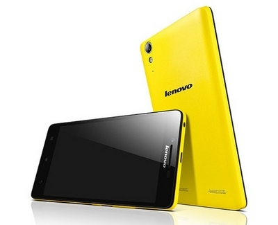 Lenovo  K3 Music Lemon (K30W) Yellow sotovikmobile.ru +7(495) 005-94-13