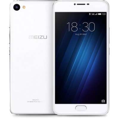 Meizu U10 16Gb White sotovikmobile.ru 8(495)005-94-13