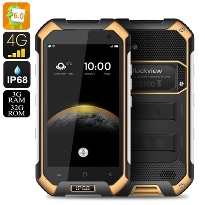 Blackview BV6000 Orange sotovikmobile.ru +7(495) 005-94-13