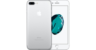 Apple iPhone 7 Plus 128Gb Silver sotovikmobile.ru +7(495) 005-94-13