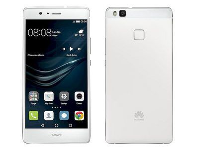 Huawei P9 Lite Single Sim White sotovikmobile.ru +7(495)617-03-88