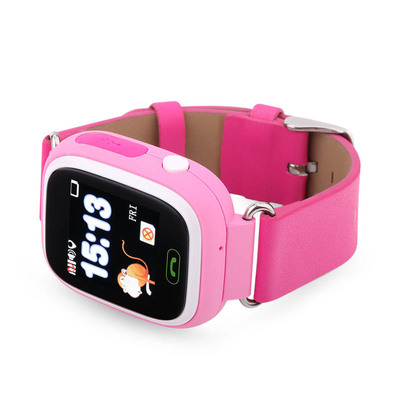 Smart Baby Watch Q80 pink sotovikmobile.ru +7(495) 005-94-13