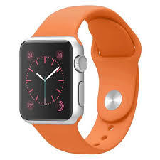 Apple Watch Sport 42mm with Sport Band Orange sotovikmobile.ru +7(495) 005-94-13