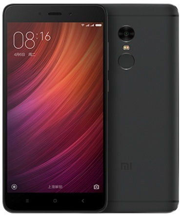 Redmi Note 4 32Gb+3Gb (Snapdragon 625) Black sotovikmobile.ru +7(495) 005-94-13