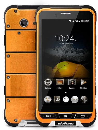 Ulefone Armor Orange sotovikmobile.ru +7(495) 005-94-13