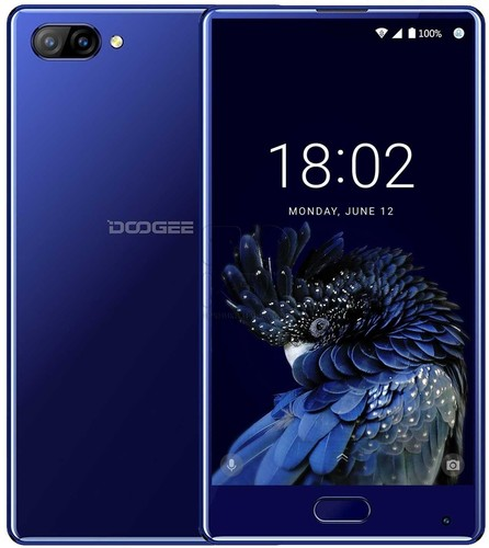 Doogee Mix 4/64GB Blue sotovikmobile.ru +7(495) 005-94-13