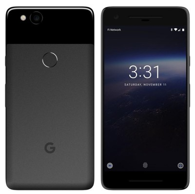 Google Pixel 2 64GB Black sotovikmobile.ru +7(495) 005-94-13