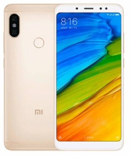 Redmi Note 5 4/64GB Gold sotovikmobile.ru +7(495) 005-94-13