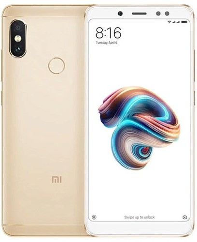 Redmi Note 5 3/32GB Gold sotovikmobile.ru +7(495) 005-94-13