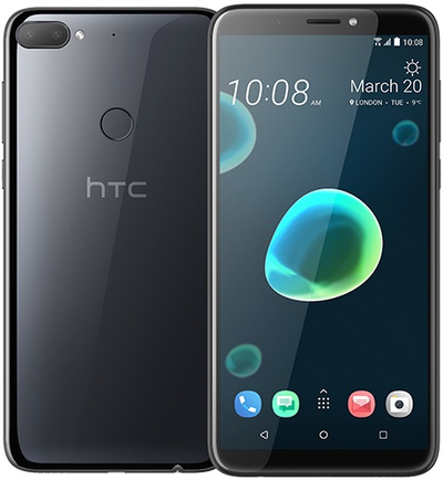 HTC Desire 12+ Black sotovikmobile.ru +7(495) 005-94-13