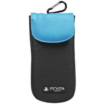 A4T чехол мягкий для PS Vita Clean N Protect Pouch Blue sotovikmobile.ru +7(495) 005-94-13
