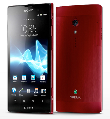 Sony Xperia ion (LTE) Red sotovikmobile.ru +7(495) 005-94-13