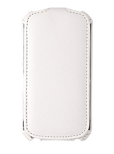 IHUG Чехол-книжка IHUG Citizen Case New для HTC ONE mini белый sotovikmobile.ru +7(495) 005-94-13