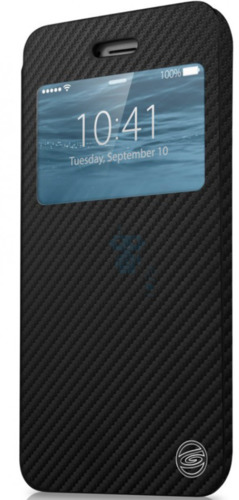 Чехол ITSKINS Visionary для iPhone 5/ iPhone 5S carbon sotovikmobile.ru +7(495) 005-94-13
