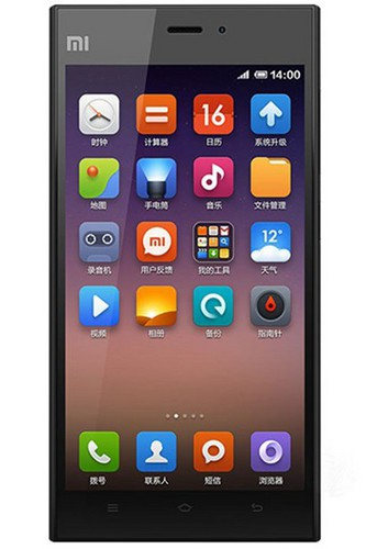 Xiaomi MI3 64Gb Black sotovikmobile.ru +7(495) 005-94-13
