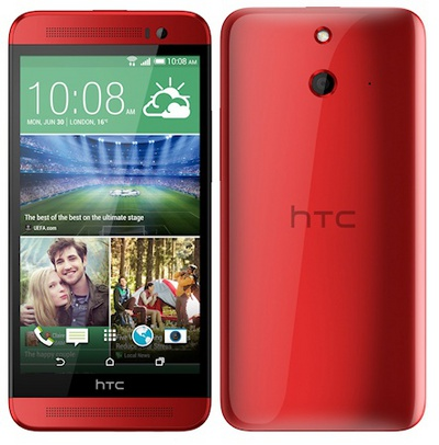 HTC One E8 (LTE) Red sotovikmobile.ru +7(495)617-03-88