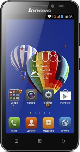 Lenovo  A606 4Gb Black sotovikmobile.ru 8(495)005-94-13