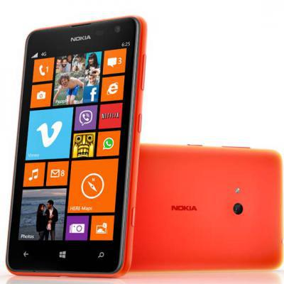 Nokia Lumia 730 Dual Orange sotovikmobile.ru +7(495) 005-94-13
