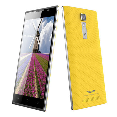 Doogee Turbo DG2014 Yellow sotovikmobile.ru +7(495) 005-94-13