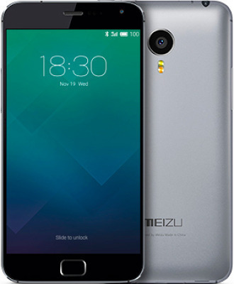 Meizu MX4 16Gb (LTE) Grey sotovikmobile.ru +7(495)617-03-88