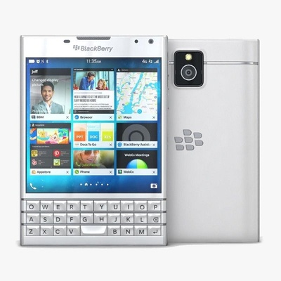 BlackBerry Passport White sotovikmobile.ru +7(495) 005-94-13