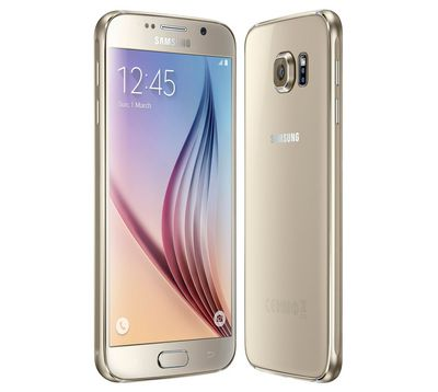 Samsung Galaxy S6 Edge 64Gb (G925F) Gold sotovikmobile.ru +7(495) 005-94-13