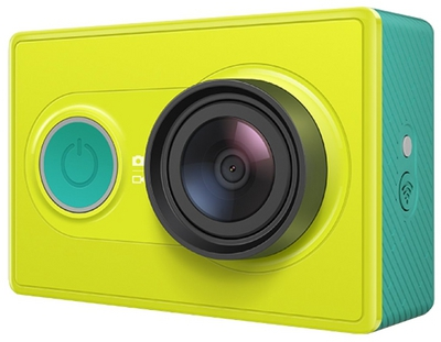 Xiaomi Yi Action Camera Basic Edition Green sotovikmobile.ru +7(495) 005-94-13