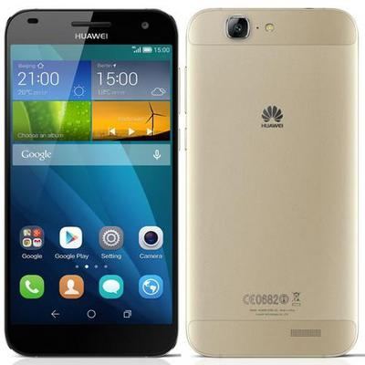 Huawei Ascend G7 Duos Gold sotovikmobile.ru 8(495)005-94-13