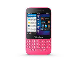 BlackBerry Q5 (LTE) Pink sotovikmobile.ru +7(495) 005-94-13