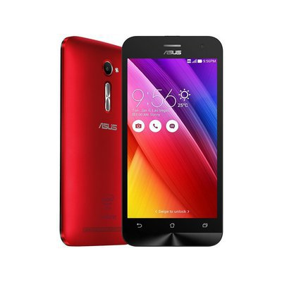 Asus ZenFone 2 ZE551ML 16Gb Ram 2GB (LTE) Red sotovikmobile.ru +7(495)617-03-88