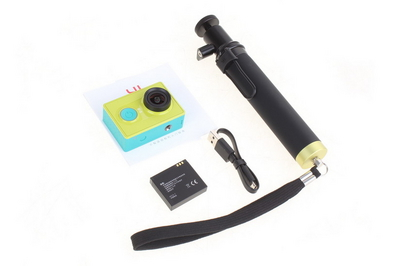 Xiaomi YI Action Camera Travel Edition Green sotovikmobile.ru 8(495)005-94-13
