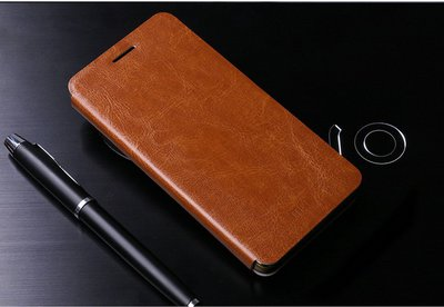 Mofi Чехол-книжка для Meizu M1 Note Brown sotovikmobile.ru 8(495)005-94-13