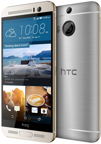 HTC One M9 Plus Silver sotovikmobile.ru +7(495)617-03-88