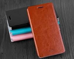 Mofi Чехол-книжка для Lenovo S850 Brown sotovikmobile.ru +7(495) 005-94-13