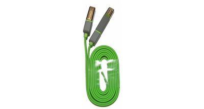 USB 2.0 - microUSB + lightning Green sotovikmobile.ru 8(495)005-94-13