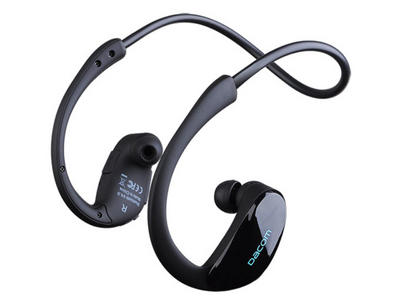 Dacom Bluetooth гарнитура Athlete c NFC Black sotovikmobile.ru +7(495)617-03-88