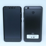 Redmi 4X 64Gb Black sotovikmobile.ru +7(495) 005-94-13