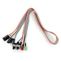 PC Power Reset Switch HDD LED Cable Light Wire Kit sotovikmobile.ru +7(495) 005-94-13